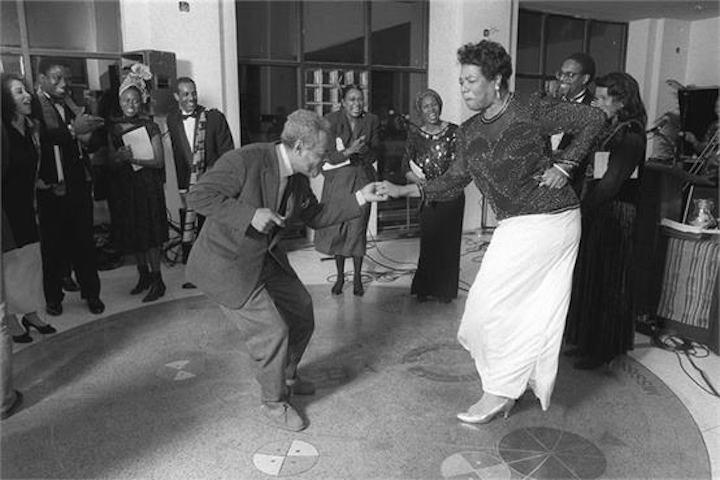 When Great Trees Fall – Maya Angelou