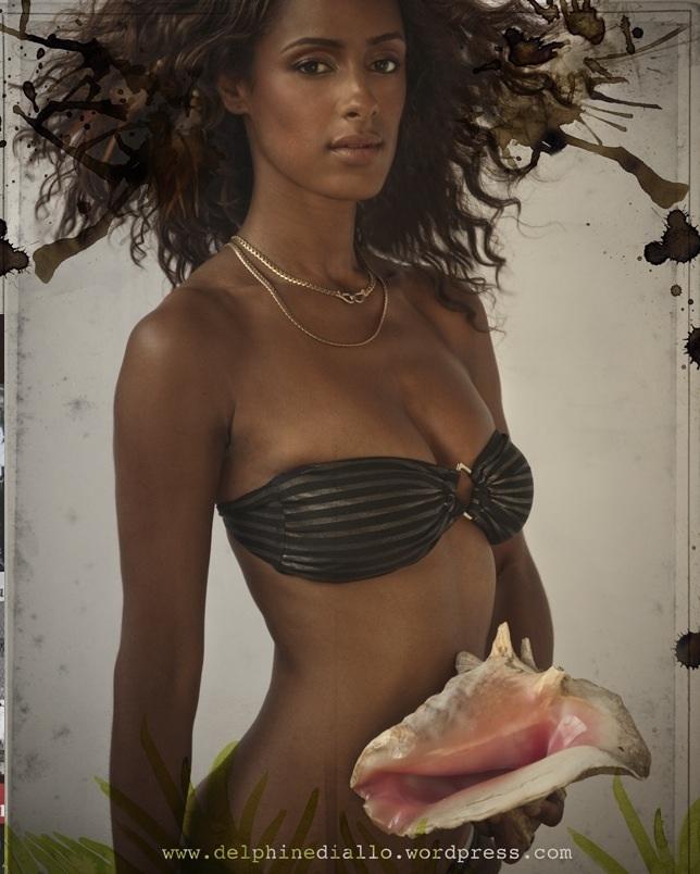 Delphine Diallo. The Everything-Woman